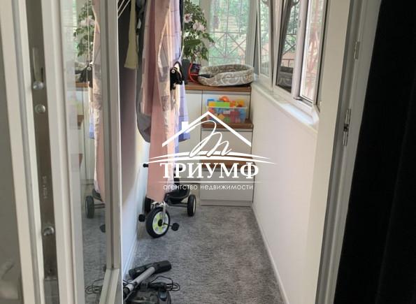 Просторная квартира в новом доме МЖК с ремонтом!