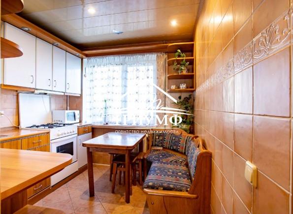 3-комнатная квартира с евроремонтом на Кулика