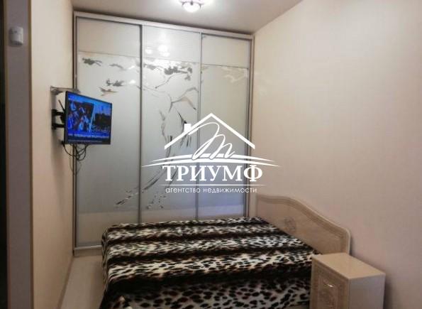 Шикарная 1-комнатная квартира с террасой в новострое на Острове