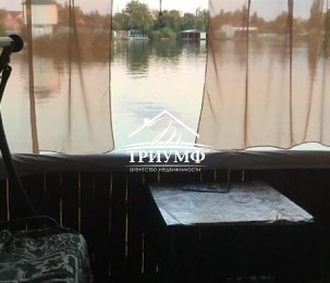 Продается дом на берегу Стеблеевского лимана первая линия!