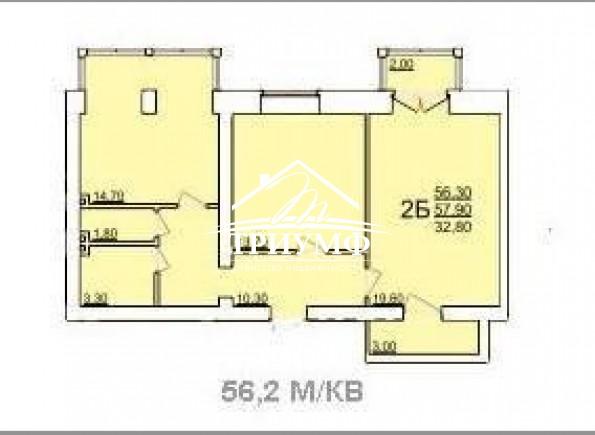 Продам  отличную квартиру в новострое !